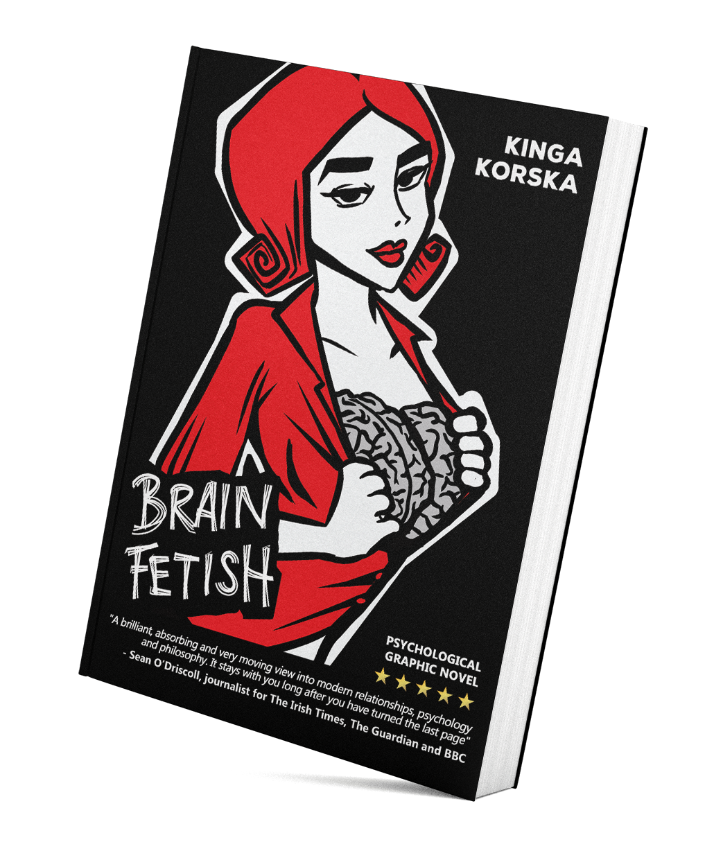 Brain Fetish Book
